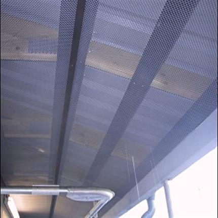 EXPO-NET Insektsnät monterat i tak