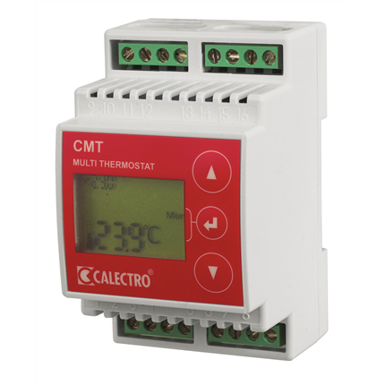 Calectro CMT-24/230V termostat