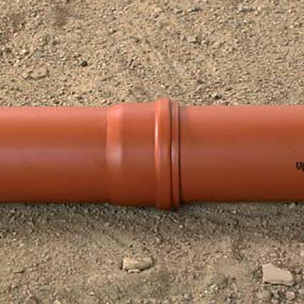 Uponor Markavloppsrör PVC rörsystem