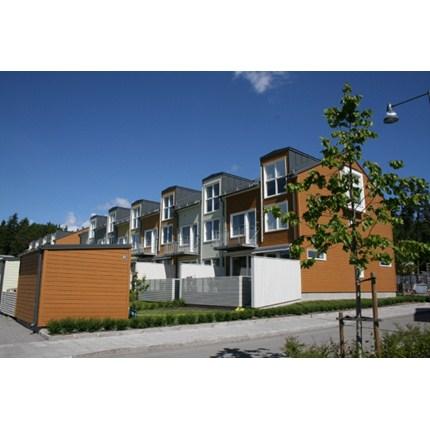 Engwall o. Claesson Vattenburen fasadfärg