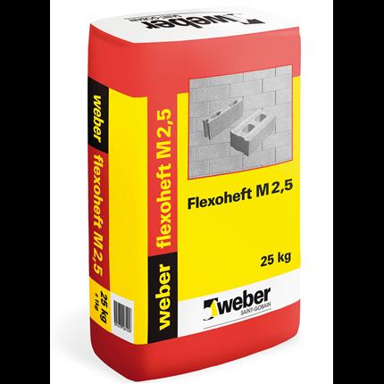 weber flexoheft M2,5