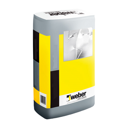 Weber pumpbruk 0-2 mm c16/20