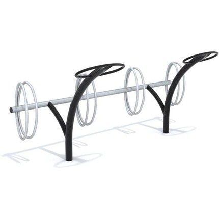HAGS cykelställ och cykelgarage