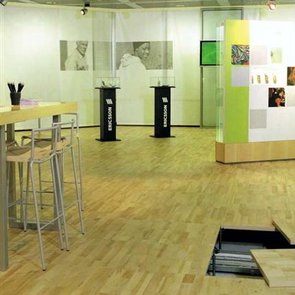 Tech Floor installationsgolv