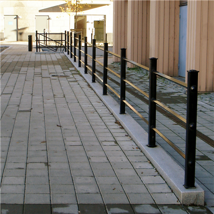 JOM Nordhägn staket