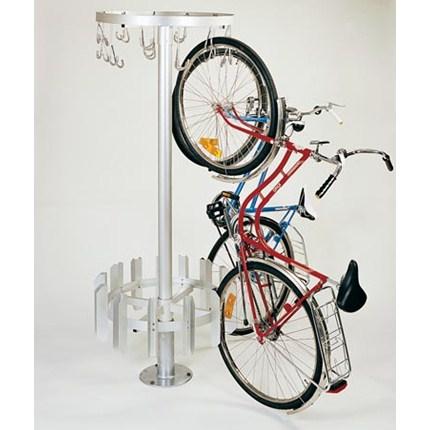 Rotoflex cykelställ