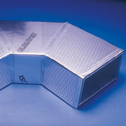 ISOVER Climaver Ventilationsisolering