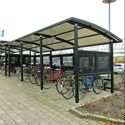 Omni cykelskydd
