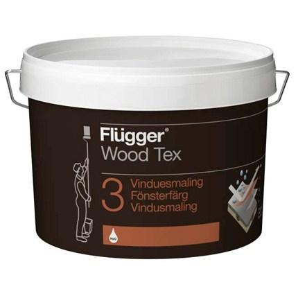 Flügger®  Wood Tex Fönsterfärg