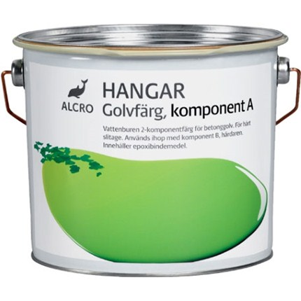 HANGAR GOLVFÄRG KOMP.