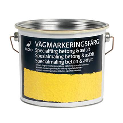 Alcro Vägmarkeringsfärg