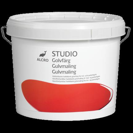 Alcro golvfärg Studio