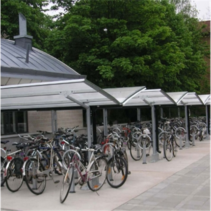 Cyklos Ypsilon väderskydd