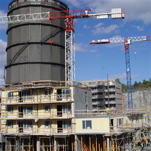 Industrifaktas prognos för husbyggandet i linje med utfallet