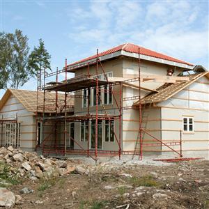 Småhusbyggandet planar ut enligt Industrifakta