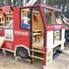 CADO Temalekplats brandbil
