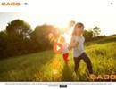 CADO Utomhus fitness utegym på webbplats