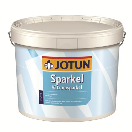 Jotun Spackel våtrum