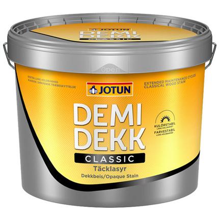 DEMIDEKK Classic täcklasyr