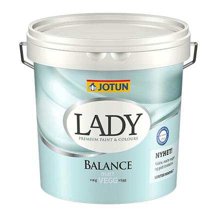 LADY Balance väggfärg