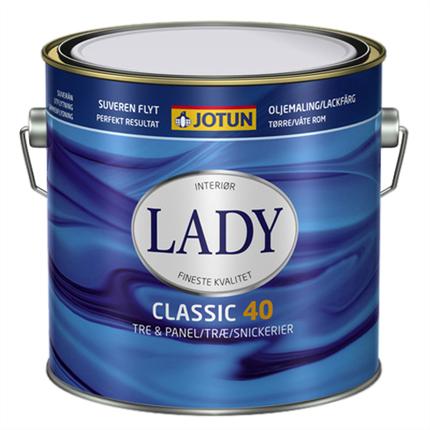 LADY Classic 40 lackfärg