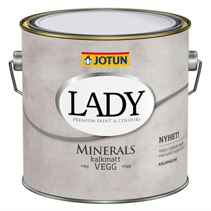 LADY Minerals väggfärg