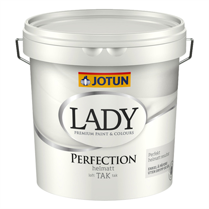 LADY Perfection takfärg