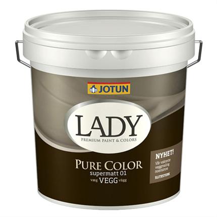 Lady Pure Color