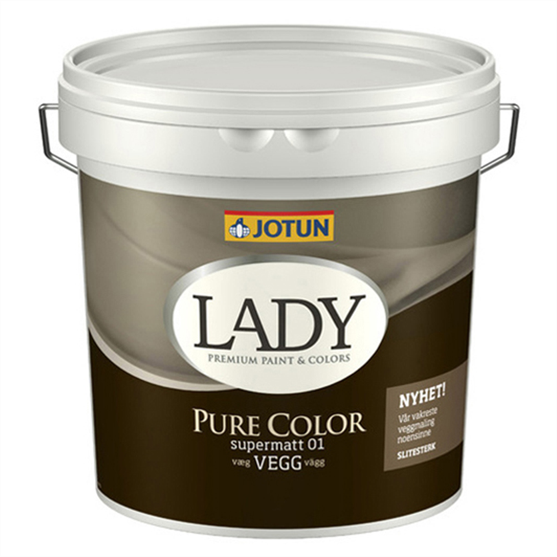 Lady Pure Color väggfärg