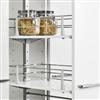 Pelly Components förvaring för kök, högskåpsutdrag