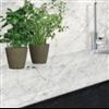 LG Collection Stänkpanel och bänkskiva av Cararra-marmor