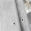 Mirro Skjutdörrar Solid med yta Betong
