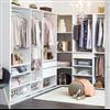 Pelly Components förvaring för garderob och klädkammare