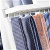Pelly Components förvaring för garderob, slipsutdrag