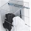 Pelly Components förvaring för garderob, utdragbara tvättkorgar