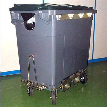 Plastic Omnium Heavy Duty avfallskärl