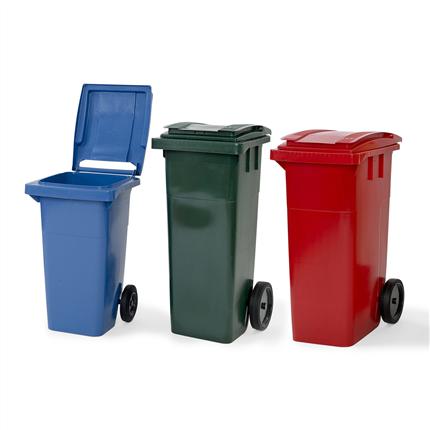 Plastic Omnium avfallskärl