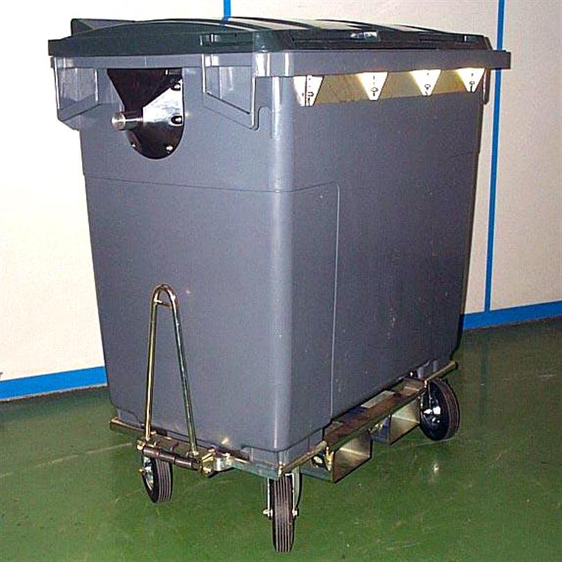 Plastic Omnium Heavyduty Soptunna