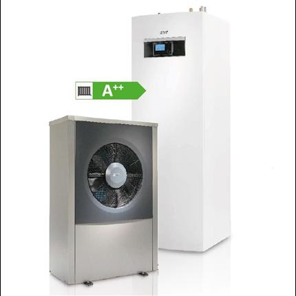 IVT AirX luft/vattenvärmepump