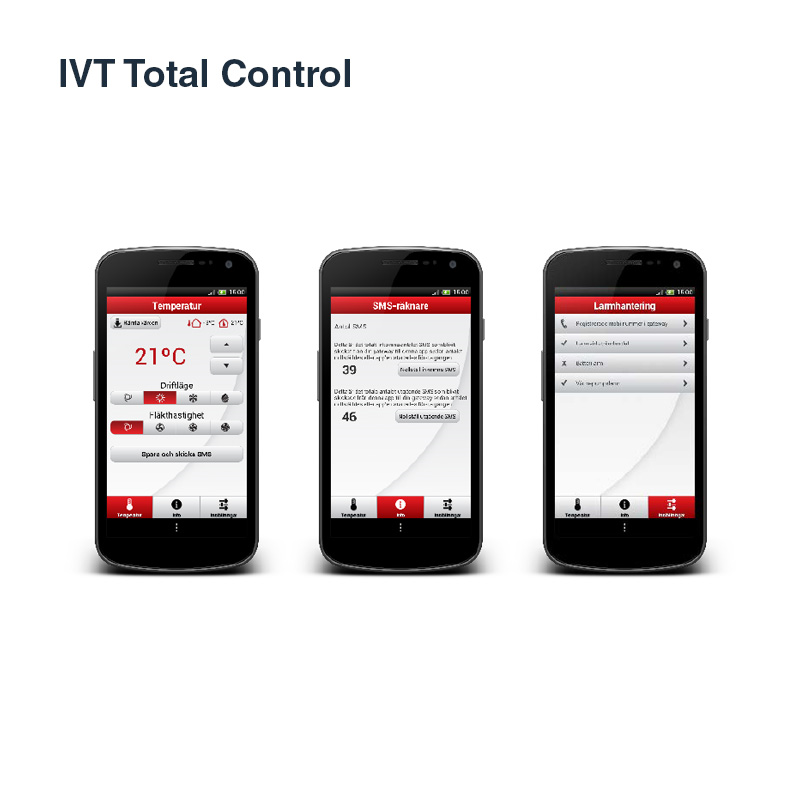 IVT Total Control