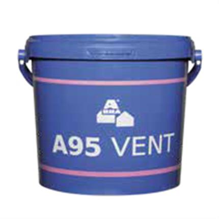 Abra A95 Vent fogmassa, 5 liter