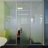 Vitrum Logic Light glasdörr i glasvägg