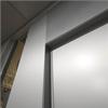 Vitrum Logic Portal aluminium, detalj