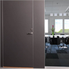 Vitrum Logic Portal, grafitgrå aluminium