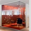 Logic Portal i glasvägg
