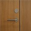 Vitrum Logic Portal dörrportal, ekfanér, detalj