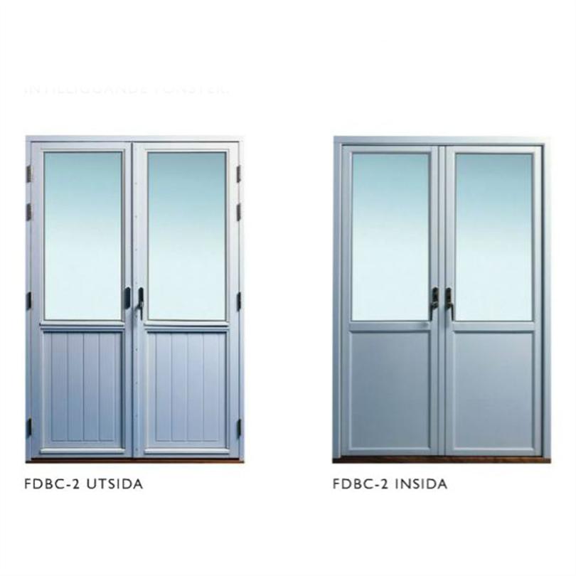TanumsFönster aluminiumbeklädda fönsterdörrar FDBC-2
