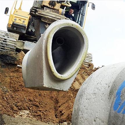 Starka Alfa Q-max betongrör