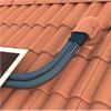 Vilpe Solar takgenomföringar på panntak