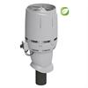 Vilpe ECO110P/500 Flow Radon-/Ekotoalett-fläkt